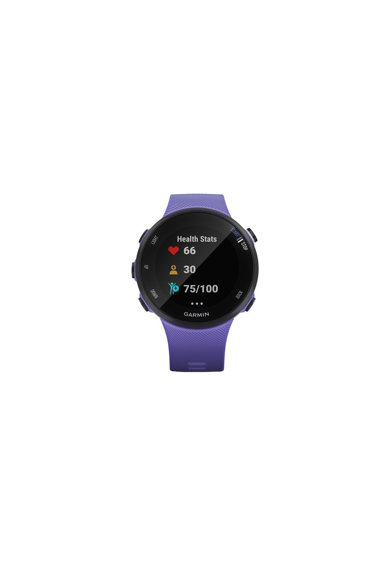 Garmin Часовник Smartwatch  Forerunner 45S, Iris Мъже