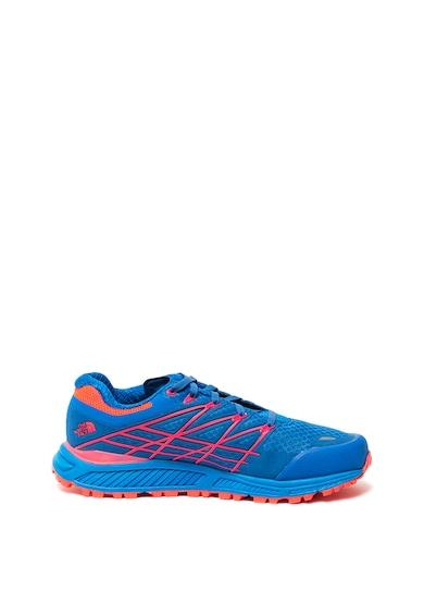 The North Face Pantofi cu detalii contrastante, pentru alergare Ultra Endurance Femei