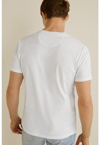 Mango Champion feliratmintás póló férfi