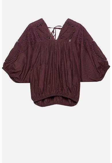Motivi Блуза с плетена дантела Жени