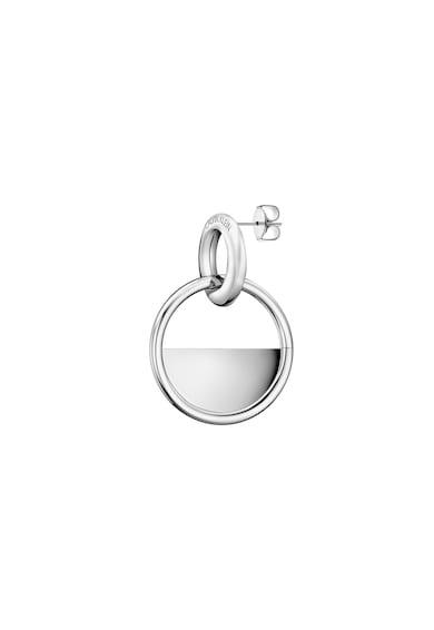 Calvin Klein Kerek rozsdamentes acél fülbevaló női
