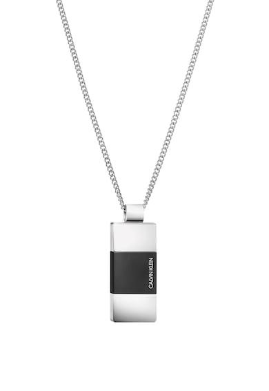 Calvin Klein Nyaklánc logós medállal női