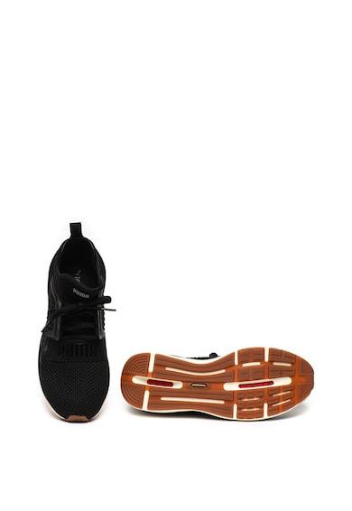 Puma Pantofi sport slip-on cu aspect tricotat Ignite Limitless Weave Femei