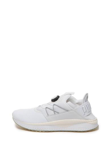 Puma Pantofi sport slip-on cu insertii de piele Tsugi Disc Barbati