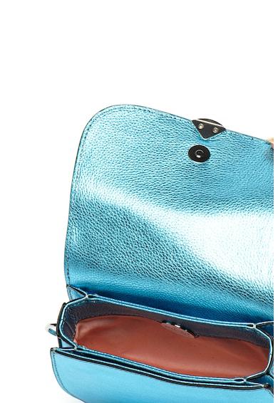 COCCINELLE Craquante bőr keresztpántos táska női