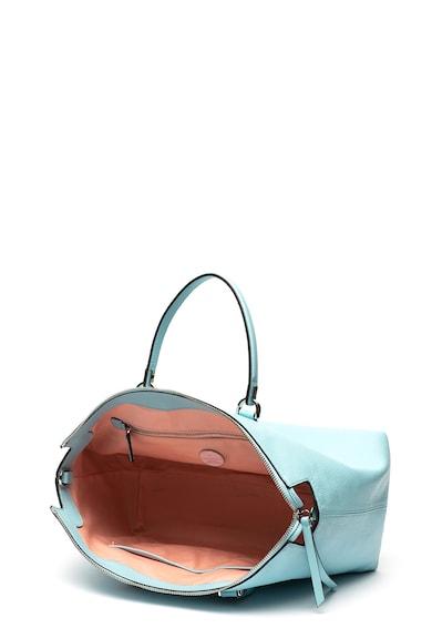 COCCINELLE Кожена чанта за рамо Keyla с контрасти Жени