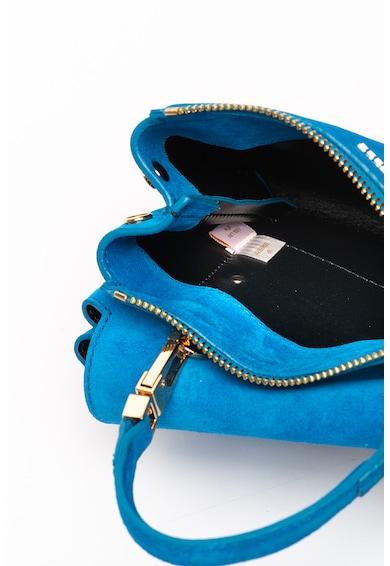 COCCINELLE Велурена чанта Arlettis Жени