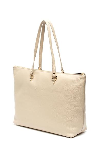 COCCINELLE Кожена чанта Alpha с цип Жени