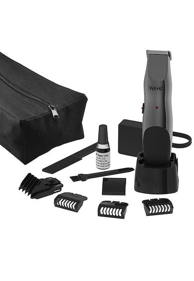 Wahl Тример за брада  Rechargeable Groomsman, Батерии, 6 Степени, стоманени остриета, работа без батерия до 60 мин., Самозаточване Мъже