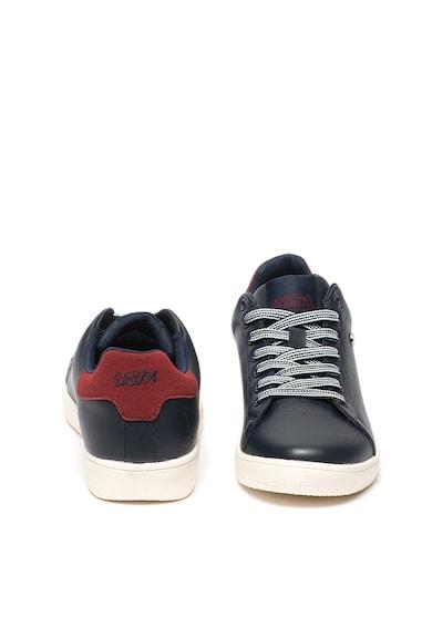 U.S. Polo Assn. Műbőr és textil sneaker női