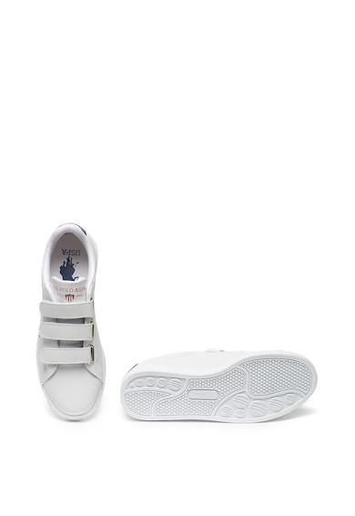U.S. Polo Assn. Singer tépőzáras műbőr sneaker női