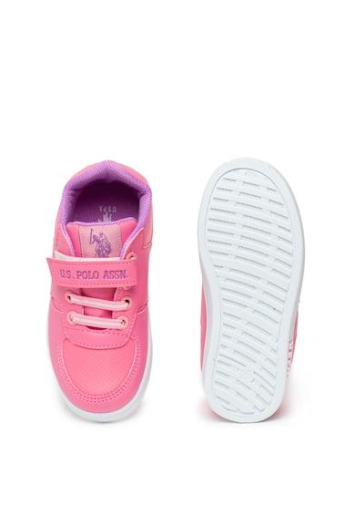 U.S. Polo Assn. Спортни обувки Cameron от еко кожа Момичета