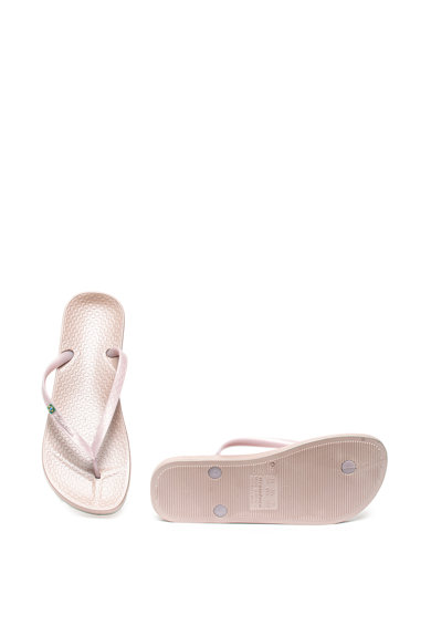 Ipanema Anat Brlliant III gumi flip-flop papucs domború logóval női