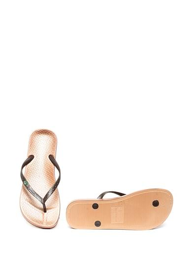 Ipanema Anat Brilliant III gumi flip-flop papucs domború logóval női