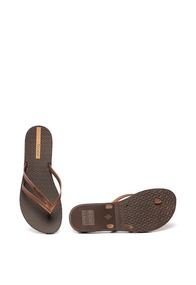 Ipanema Papuci flip-flop cu detalii cu aspect impletit Femei