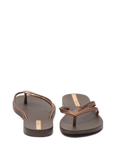 Ipanema Flip-flop papucs fonott hatású részletekkel női