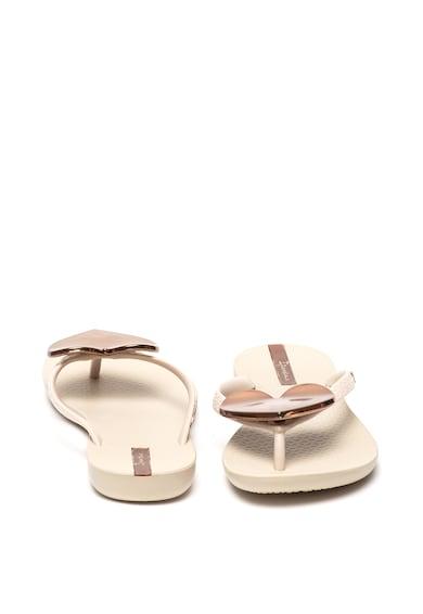 Ipanema Maxi Fashion flip-flop papucs szív alakú részlettel női
