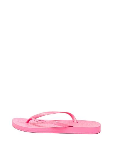 Ipanema Anat flip-flop papucs domború logóval női