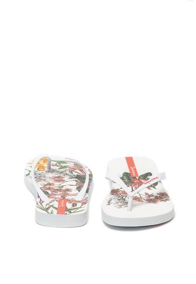 Ipanema Botanicals virágmintás flip-flop papucs női