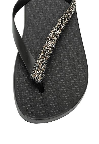 Ipanema Glam Special gumi flip-flop papucs strasszkövekkel női
