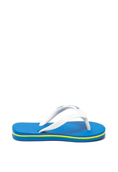 Ipanema Papuci flip-flop cu logo Clas Brasil II Baieti