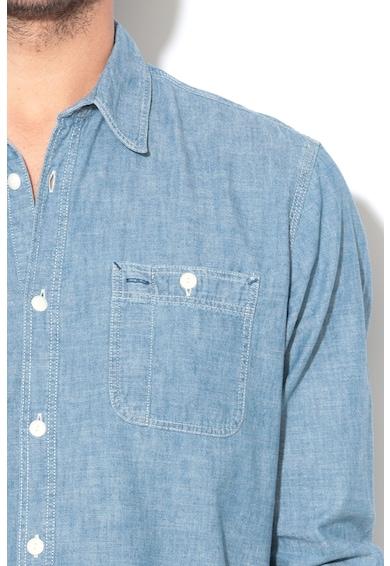 GAP Риза с джобове на гърдите Мъже
