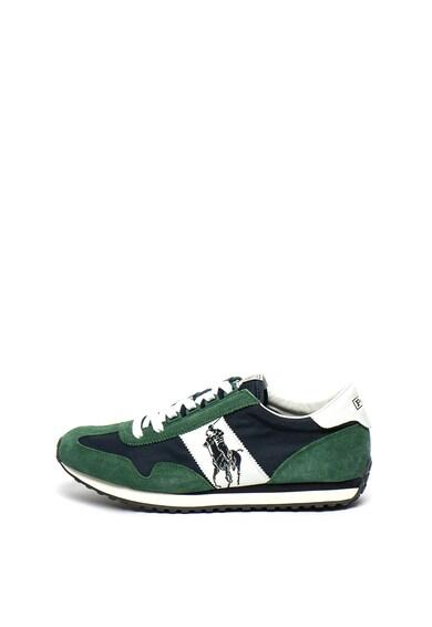 a392ef03488 Спортни обувки Train от велур и текстил - Polo Ralph Lauren ...