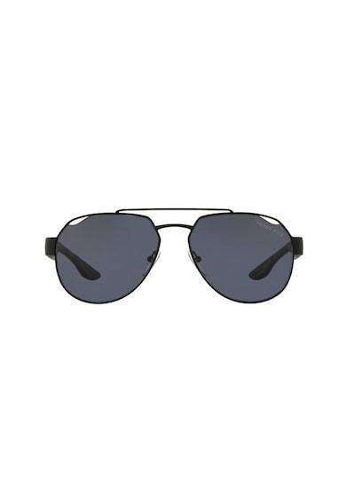 Prada Aviator napszemüveg logós részletekkel férfi