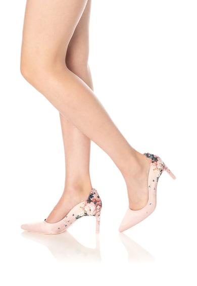 Ted Baker Pantofi sport cu varf ascutit, imprimeu floral ai toc stiletto Eriinp Femei