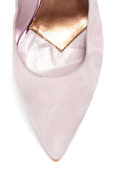 Ted Baker Велурени обувки Eriins с ток стилето Жени
