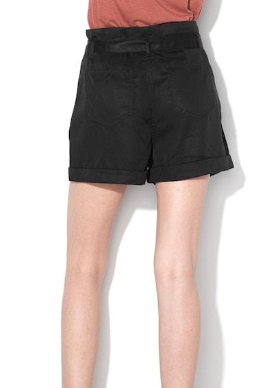 Only Къс панталон Siri от лиосел и висока талия Жени