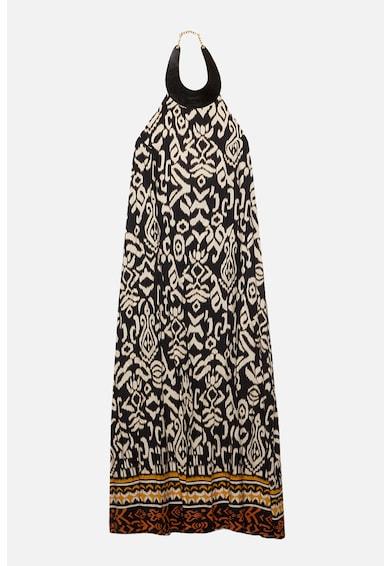 Motivi Дълга рокля с десен Жени