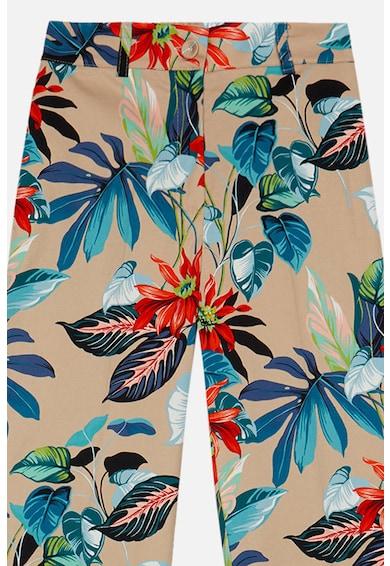 Motivi Пола-панталон с флорален десен Жени