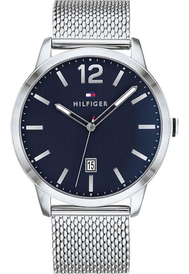 Tommy Hilfiger Овален часовник с верижка Мъже