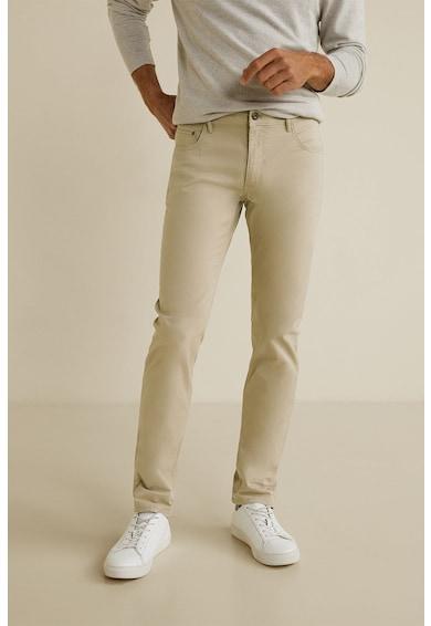 Mango Панталон Pisa по тялото Мъже
