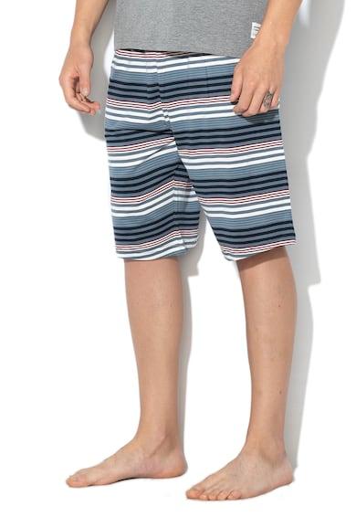 ESPRIT Bodywear Pijama cu model in dungi Barbati