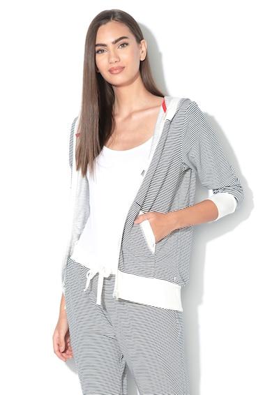 ESPRIT Bodywear Hanorac de casa Franka Cas Femei
