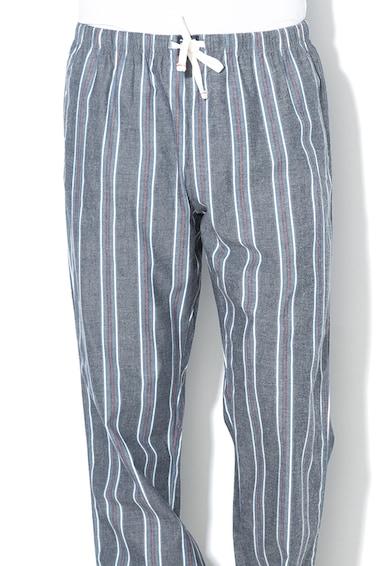 ESPRIT Bodywear Раирана пижама Jadon Мъже