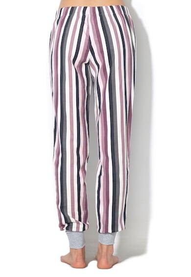 ESPRIT Bodywear Pijama cu model in dungi Jolien Femei