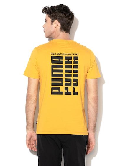 Puma Тениска Rebel Up с лого Мъже