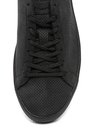 Puma Спортни обувки Clyde от набук Жени
