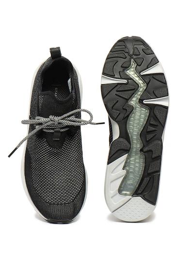 Puma Pantofi sport slip on, cu aspect tricotat Trinomic Barbati