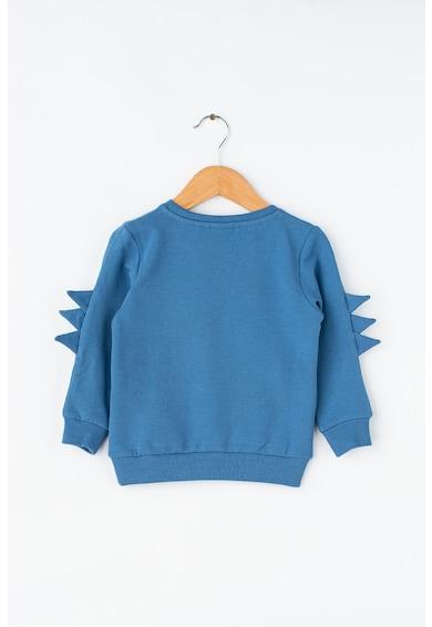 NAME IT Kirkon organikuspamut pulóver hímzett részletekkel Fiú