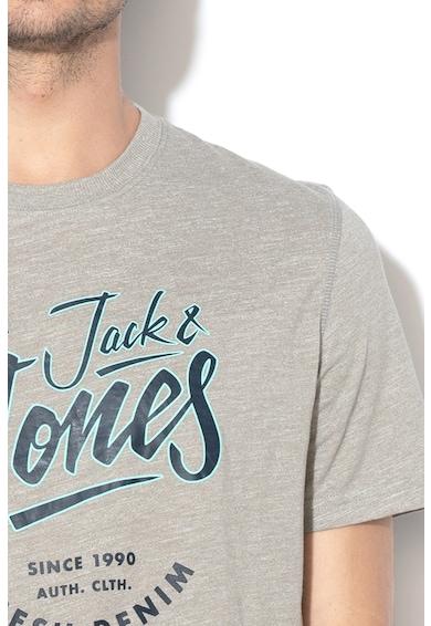 Jack&Jones Tricou regular fit cu imprimeu Beams Barbati