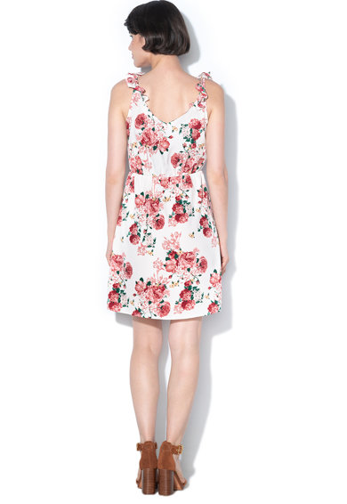 Vero Moda Rochie mini cu model floral Mane Femei