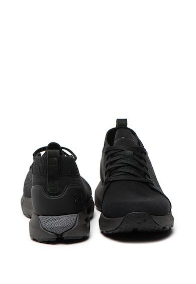 Under Armour Обувки за бягане Hovr от велур и текстил Мъже