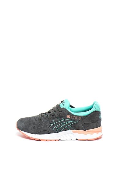 Asics Pantofi sport slip-on de piele intoarsa cu model colorblock Gel-Lyte V Femei
