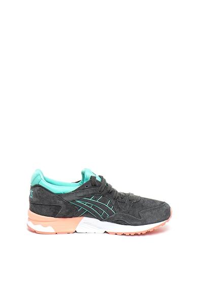 Asics Велурени спортни обувки Gel-Lyte V с цветен блок Жени