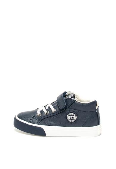 Big Star Pantofi sport mid-high cu logo cauciucat in partile laterale Fete