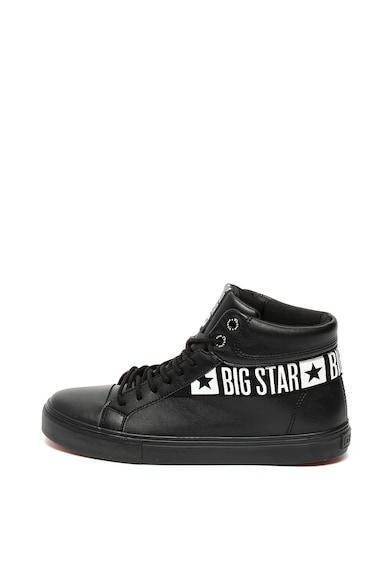 BIG STAR Спортни обувки от еко кожа с лого Мъже